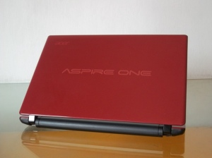 Netbook Second Acer 756